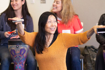 Teaching Artist Ping Ho