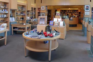 Audrey's museum store