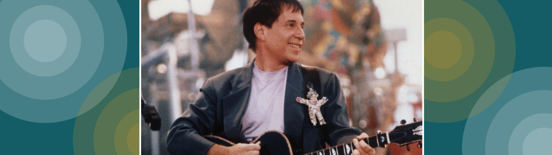 paul simon exhibition