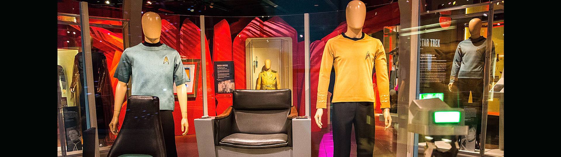 Star Trek exhibition image