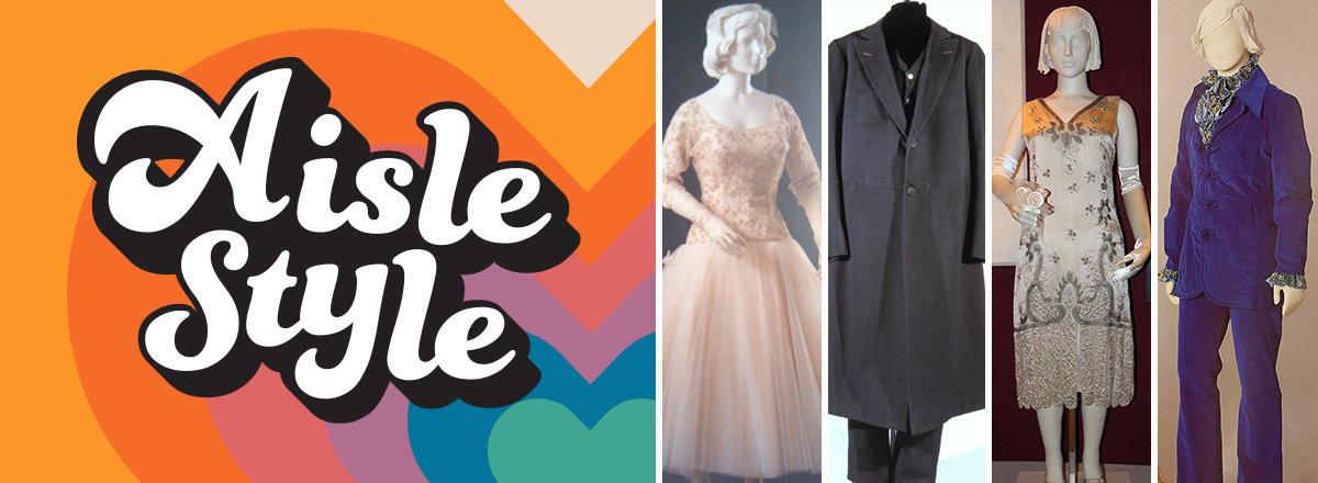 Aisle Style Wedding Post
