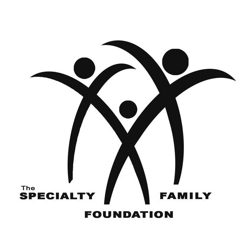 speciality family foundation logo